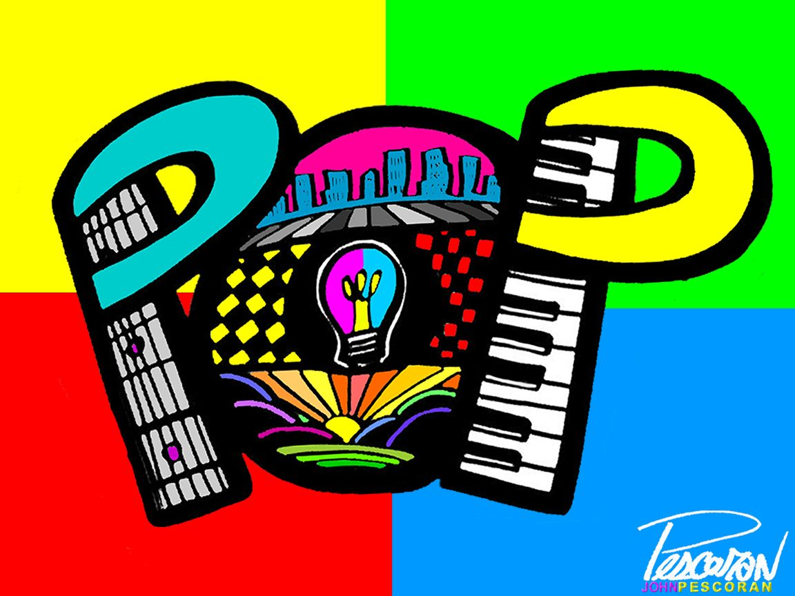 Pop Art Wallpapers: Pescoran Pop Art Shop: Download Free Pop Art Wallpaper